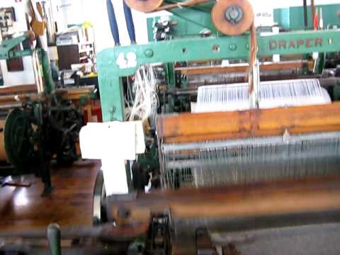 Draper mechanical loom