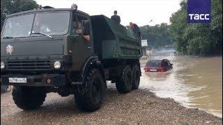 В Приморье продолжают ликвидировать последствия паводка