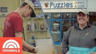 This New York Cafe Hires People With Autism | TODAY