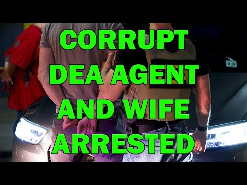 Corrupt DEA Agent And Wife Arrested In Puerto Rico, Coming To Tampa - LEO Round Table 2020 S05E08e