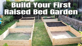 Raised Bed Gardening - How To Start A Raised Bed Vegetable Garden