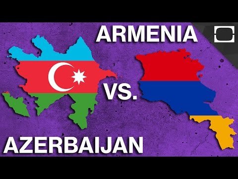 Why Do Armenia And Azerbaijan Hate Each Other?