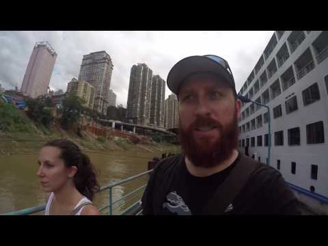 China Trip 2016 Part 9: Final day in Chongqing, Starting our Cruise