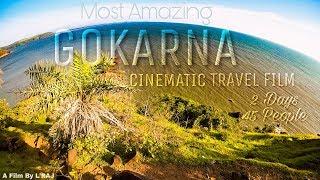 Most Amazing GOKARNA | Gokarna VLOG | Gokarna Beach | Karnataka Tourism