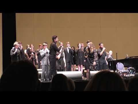 Breathe Again  Sara Bareilles arr  Kerry Marsh ILMEA AllState Vocal Jazz Ensemble 2018