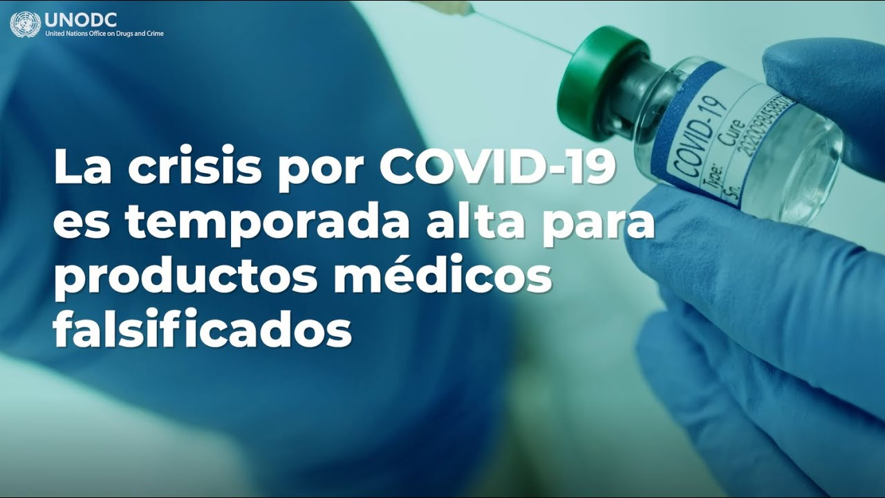 Falsified Medical Products in the context of COVID-19 – Spanish – 22/04/2020