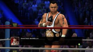 wwe 12 snme ep 1 awesome truth vs santino part 4 5