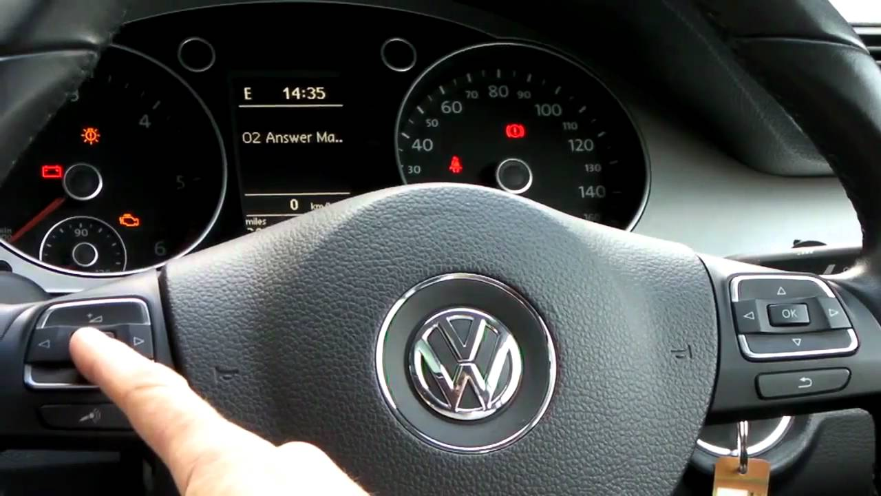 Volkswagen Bluetooth/ USB/iPod/iPhone/Aux In Motorola - YouTube