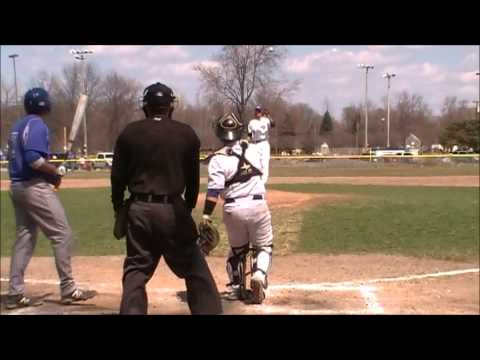 Henry Ford College vs. Kellogg C.C. 2015  7-4 win