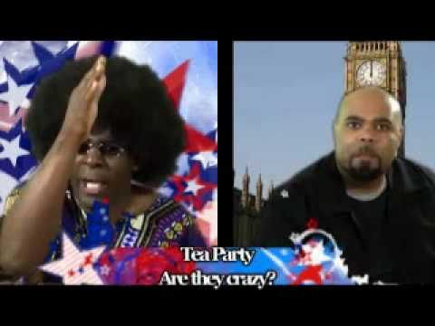 Is the Tea Party is Racist? Neeto Star vs Jake Livingston - Political comedy, humor, funny,urban