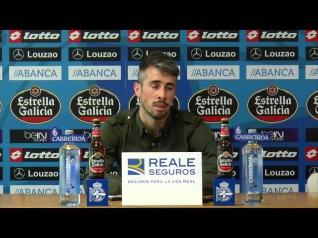 """Luisinho: """"Vamos al Camp Nou en nuestro mejor momento"""""""