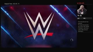 Amber Johnson WWE 2K18