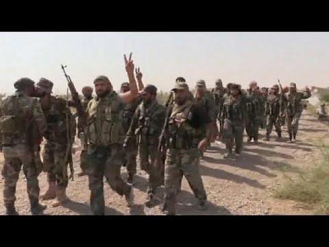 Amigos da Síria reforçam posição contra al-Bassad