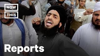 Why Breaking Blasphemy Laws in Pakistan Is Punishable by Death | NowThis