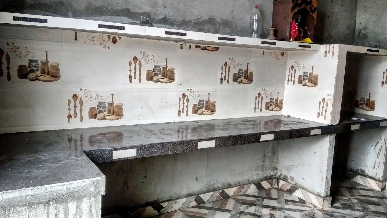Kajariya Kitchen Tiles Design 2020 Youtube