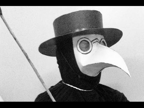 How To Make A Paper Plague Doctor's Mask