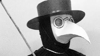 How To Make A Paper Plague Doctor