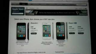 iPhone 4G Pre-order/Reserve issues