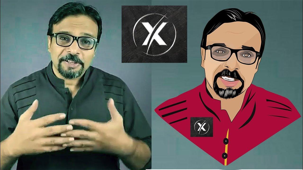 Download Tutorial Vector Portraits - (Using Adobe Illustrator ) | GfxMentor | Vector | XadeemMax