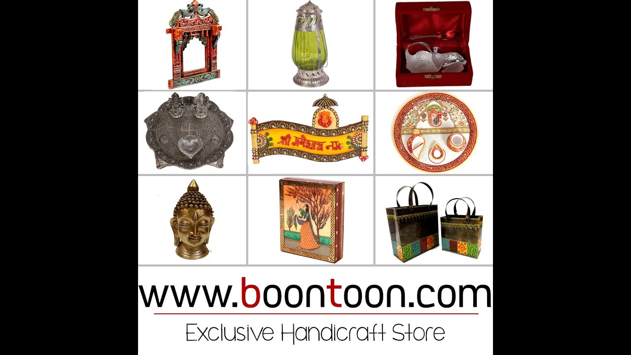 Www Boontoon Com Indian Handicraft Items Online Handmade Gift