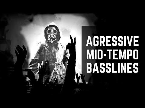 How To Make Agressive Basslines Like 1788-L