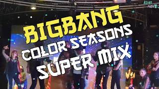 COLOR SEASONS BIGBANG