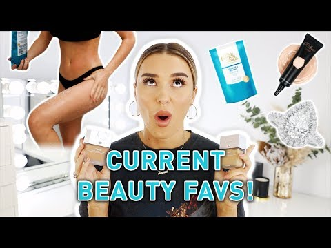 Beauty Products I CAN'T LIVE WITHOUT!