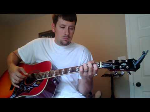 "How to play ""Chicken Fried"" Zac Brown Band"