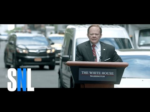 Thumbnail: Creating Saturday Night Live: Sean Spicer (Melissa McCarthy) Returns Outtakes