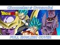 Chouzetsu☆Dynamic Dragon Ball Super FULL ENGLISH COVER