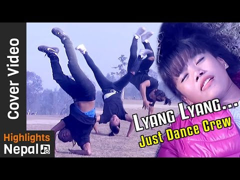 Lyang Lyang Cover Dance by Just Dance Crew (JDC) | New Nepali Movie Romeo Song | Contestant No 08
