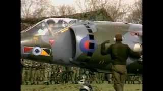 Avions de chasse : Le Harrier (documentaire)