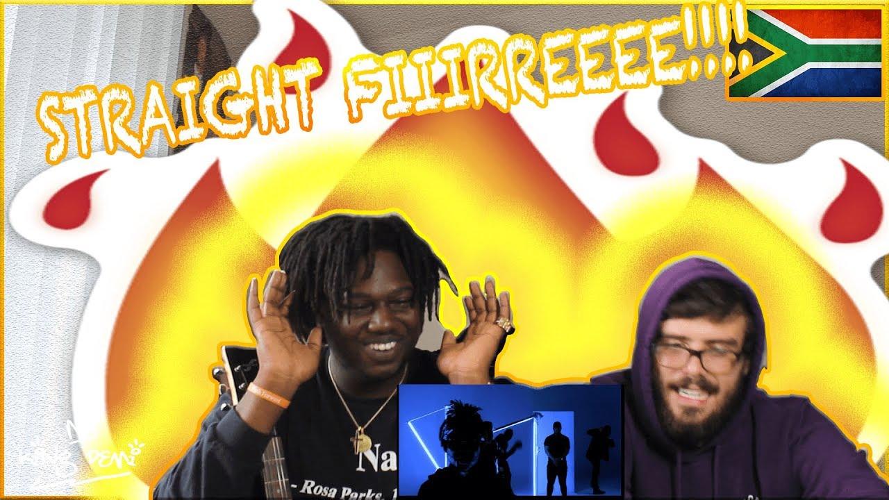 Download GEMINI MAJOR - RAGGA RAGGA feat RIKY RCK x NADIA NAKAI x CASSPER || Americans React To African Music