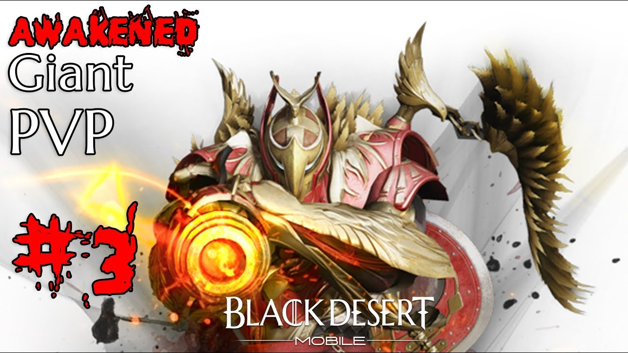 Build the Giant in Black Desert Mobile | Black Desert Mobile