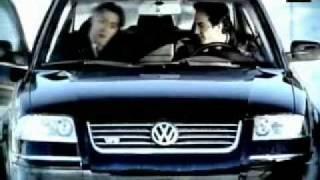 CM   VOLKSWAGEN  Passat 4MOTION commercial (PUB).wmv