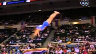 Jeffrey Wammes - Vault - 2005 American Cup