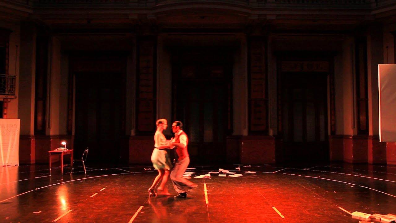El Tango en Escena -Fuga para dos amantes -  Cristian Miño y Michaela Böttinger