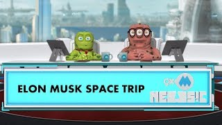 9XM Newsic | Elon Musk Space Trip | Bade | Chote