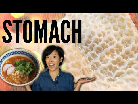 STOMACH Menudo Tripe Recipe | Day 2 GUTMAS 2017