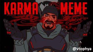 【Overwatch】KARMA meme