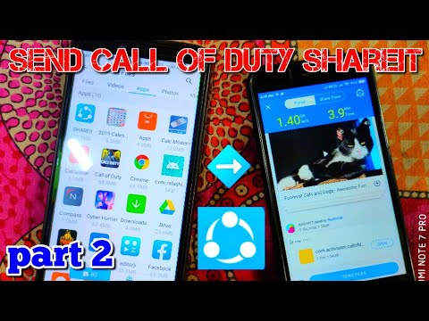 Download HOW TO SHARE CALL OF DUTY MOBILE SHAREIT| हिंदी में |COD SHERE|