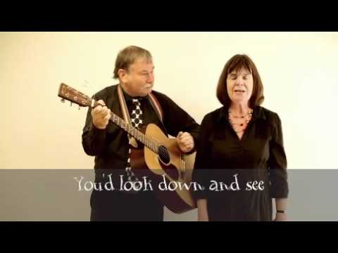 Watch Malcolm and Julia Donaldson perform the Cave Baby song