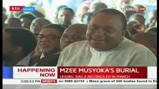 Raila Odinga: Tusimame pamoja ili tuweze kuunganisha wakenya, tumalize gonjwa la ukabila