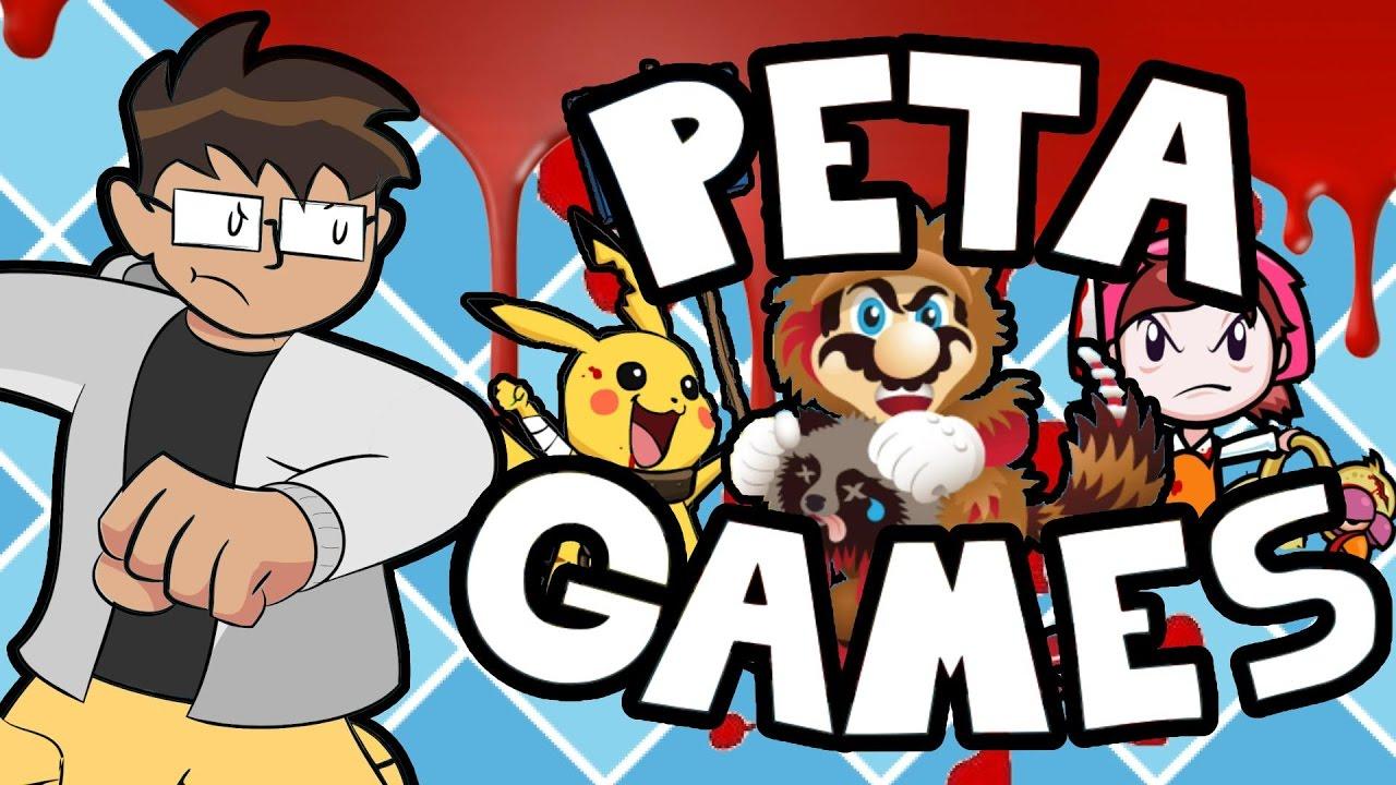 peta games five turnips youtube