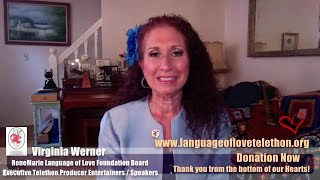 Virginia Werner ~Support our  Campaign ~Thank you from the Bottom of our HEARTS~ 6th Annual Telethon