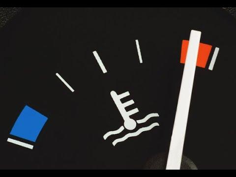 Замена Датчика Температуры Охлаждающей Жидкости (ДТОЖ) на Ниве Шевроле