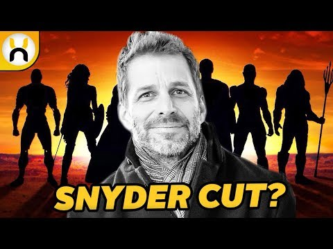 Zack Snyder Supports Fan Petition for Justice League Director