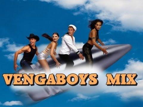 Vengaboys - Mix - 90's