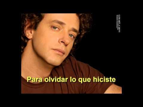 Gustavo Cerati - Lago En El Cielo (Con Letra)