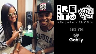 MC TH x Gabily - Papo Reto FM O Dia